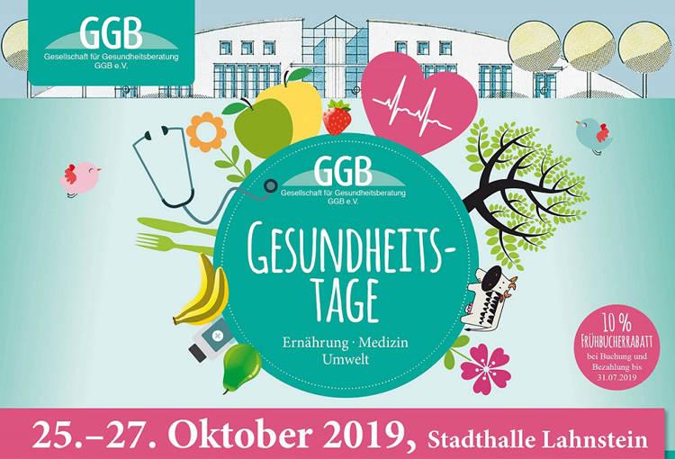Gesundheitstage der GGB im Herbst 2019, Lahnstein