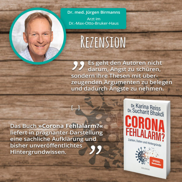Corona Fehlalarm Rezension Jürgen Birmanns