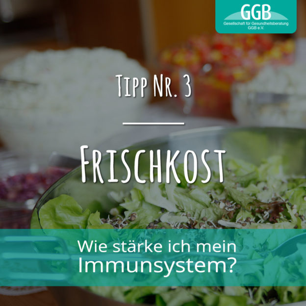 Corona Immunsystem Tipp03 Frischkost