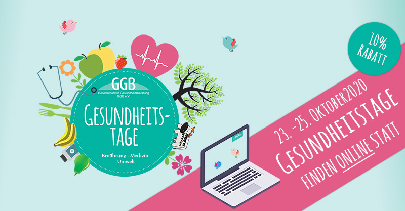 Gesundheitstage GGB - Online-Tagung