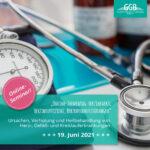 Online-Thementag Herzinfarkt, Herzinsuffizienz, Herzrhythmusstörungen