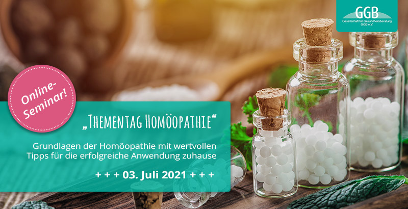 Thementag Homöopathie
