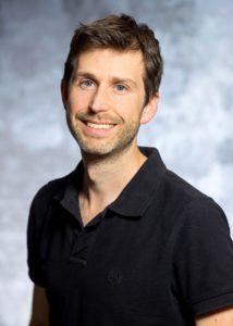 Jérôme Lay Arzt im Dr.-Bruker-Haus
